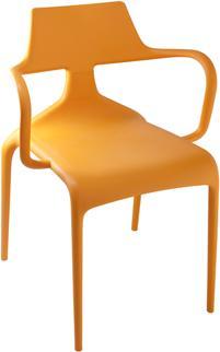 Shark Modern Stacking Chair image 8