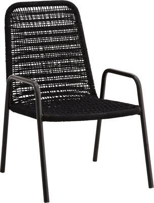 Metal Rope Chair