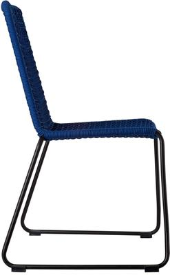 Woven Rope Chair Contemporary Design image 4