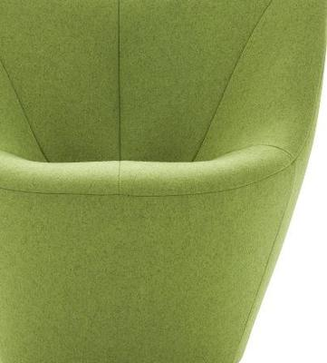 Anda Swivelling Armchair (Low Back) from Ligne Roset image 3