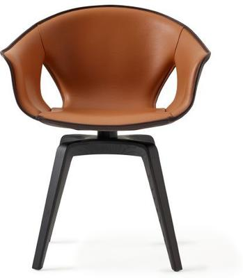 Ginger swivel chair from Poltrona Frau image 2