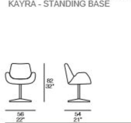 Kayra lounge chair image 3
