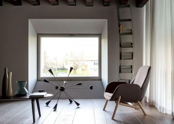 Mysa lounge chair image 3