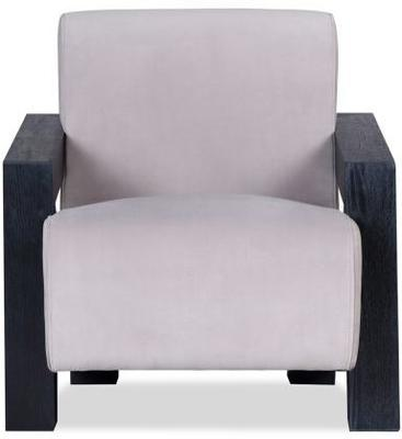 Compton Velvet Occasional Chair Deep Seat image 2