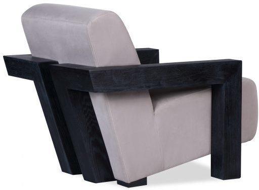 Compton Velvet Occasional Chair Deep Seat image 3