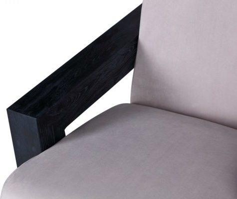 Compton Velvet Occasional Chair Deep Seat image 11