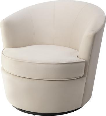 Kiss Occasional Velvet Chair