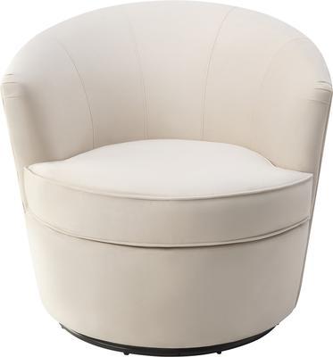 Kiss Occasional Velvet Chair image 2