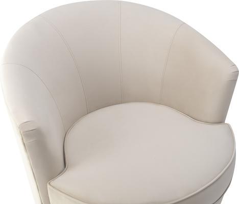 Kiss Occasional Velvet Chair image 3