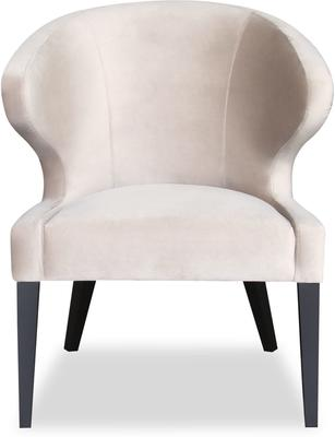 Taylor Velvet Occasional Deco Chair image 2