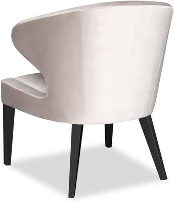 Taylor Velvet Occasional Deco Chair image 3