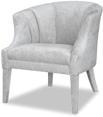Monaco Classic Occasional Velvet Chair