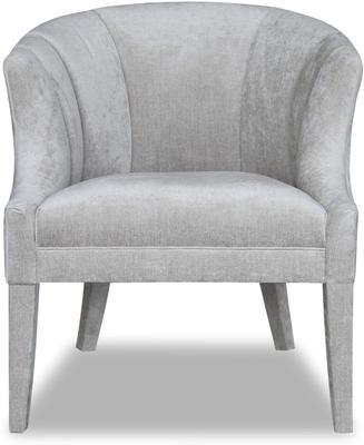 Monaco Classic Occasional Velvet Chair image 2