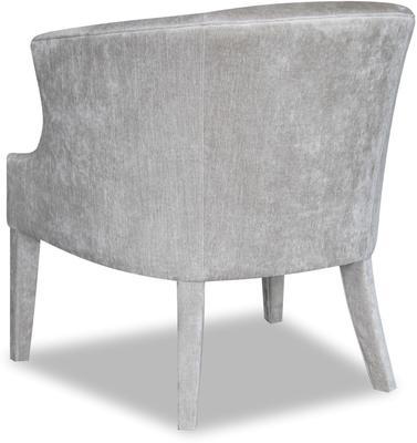 Monaco Classic Occasional Velvet Chair image 4