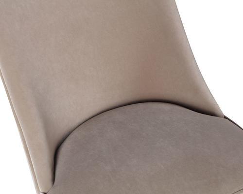 Viva Velvet Dining Chair in Lilac, Mink or Blue image 9