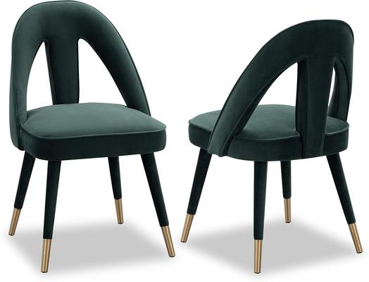 Pigalle Velvet Dining Chair image 19