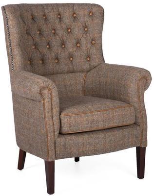 Harris Tweed Holker Armchair