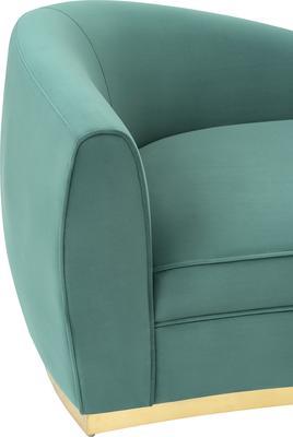 Tivoli Velvet Chaise Longue image 4