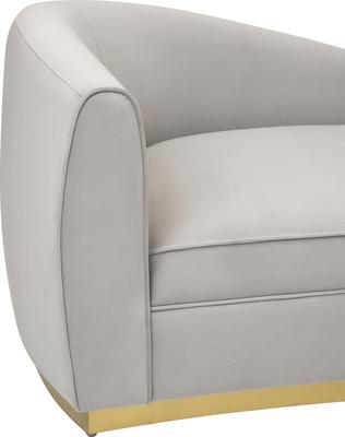 Tivoli Velvet Chaise Longue image 8