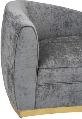 Tivoli Velvet Chaise Longue image 15