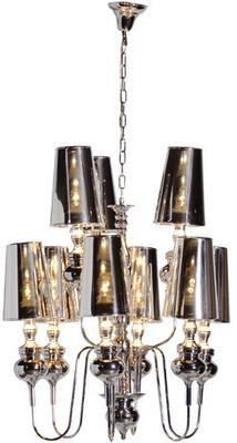 Extra Large Chrome Chandelier
