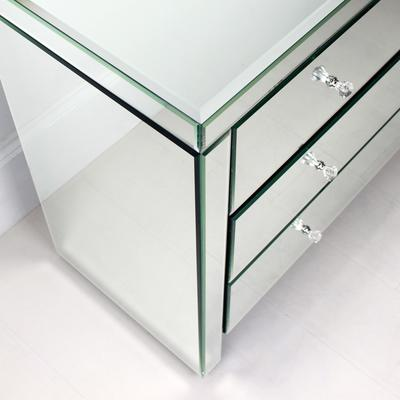 Mirrored Chest Of 4 Drawers image 5