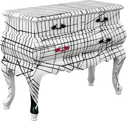 Seletti Two Drawer Chest Polka Dots image 5