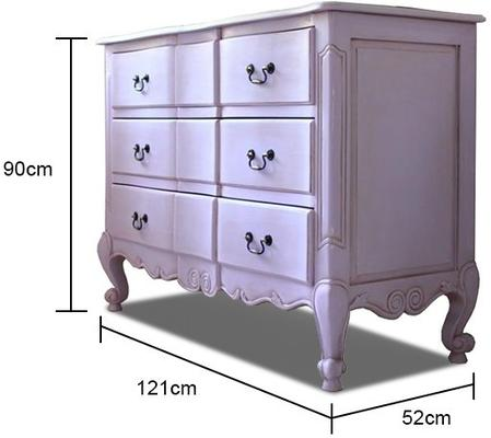 French Chest of Drawers image 2