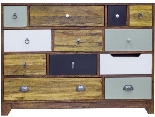Abode Vintage Multi-Drawer Chest image 2