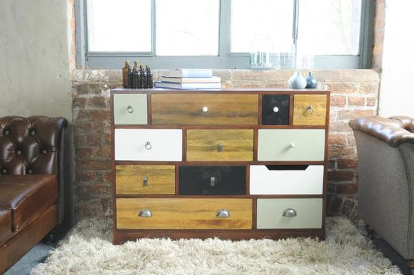 Abode Vintage Multi-Drawer Chest image 3
