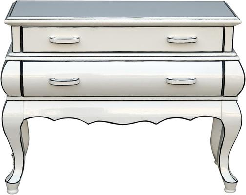 Cartoon Two Drawer Chest French Quirky Design image 3