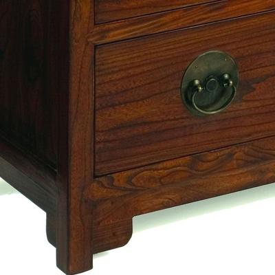 Ming Chest of Drawers, Warm Elm image 3