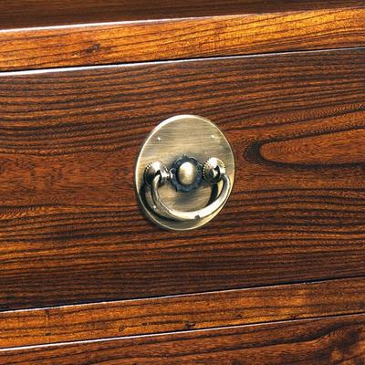 Large Chest of Drawers, Warm Elm image 2