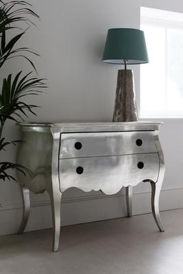 Satin Chest Of Drawers