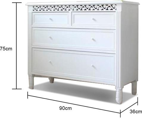 Simple French Chest image 5