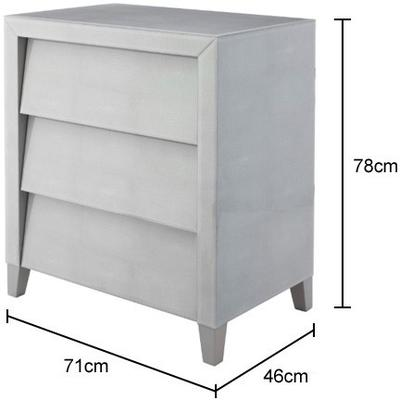 Shagreen Chest of Drawers image 2