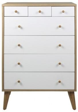 Oslo 7 drawer chest