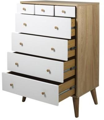 Oslo 7 drawer chest image 3