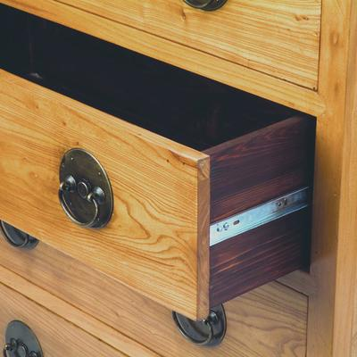 Ming Chest of Drawers in Light Elm image 3