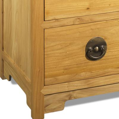 Large Chest of Drawers in Light Elm image 2
