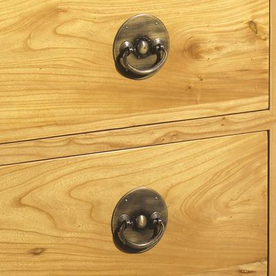 Large Chest of Drawers in Light Elm image 3