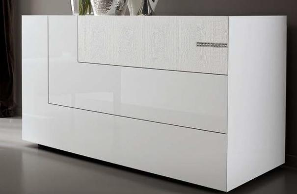 Diamond 3 drawer dresser