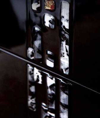 Murano 3 drawer dresser image 7