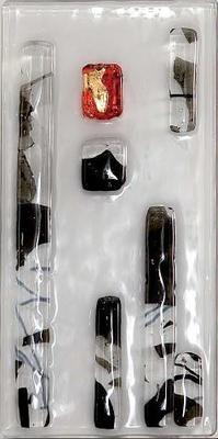 Murano 3 drawer dresser image 8