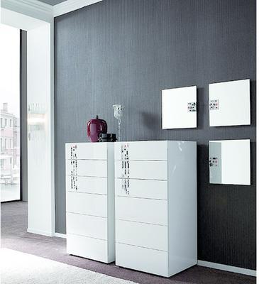 Murano 6 drawer chest
