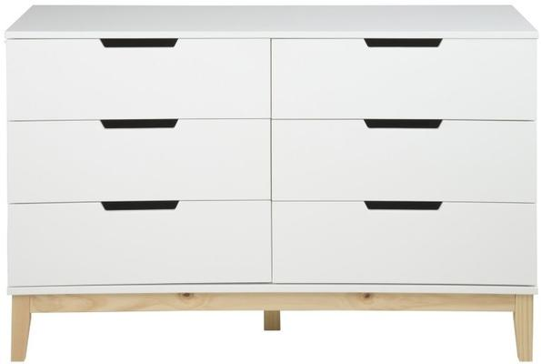 Buca 6 drawer chest