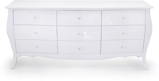 Felicie Nine Drawer Chest Of Drawers image 5