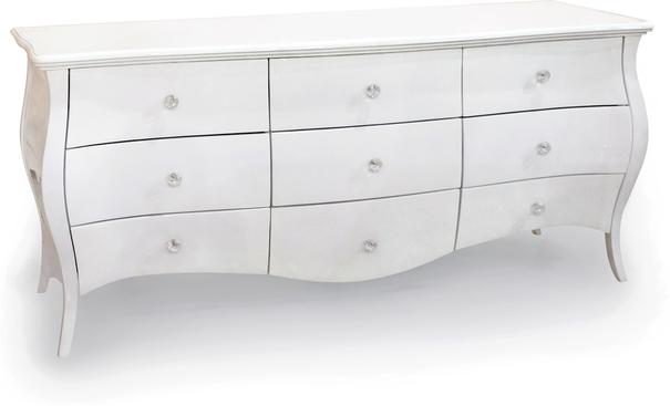 Cornelie Nine Drawer Chest Of Drawers