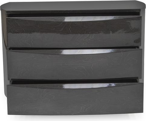 Moda 3 drawer dresser chest image 3