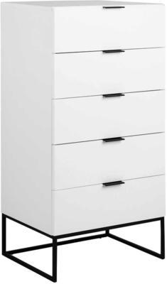 Kiba 5 drawer tall chest